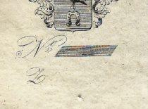 Stanislovas Feliksas (Ščensnas) Fortunatas Kosakovskis (Stanisław Feliks (Szczęsny) Fortunat Korwin-Kossakowski). XIX a. vid., iki 1872 m. Dail. nežinomas KLKŽ, p. 60