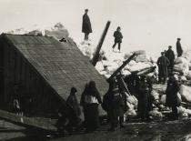 Ledų sangrūda 1940 m.